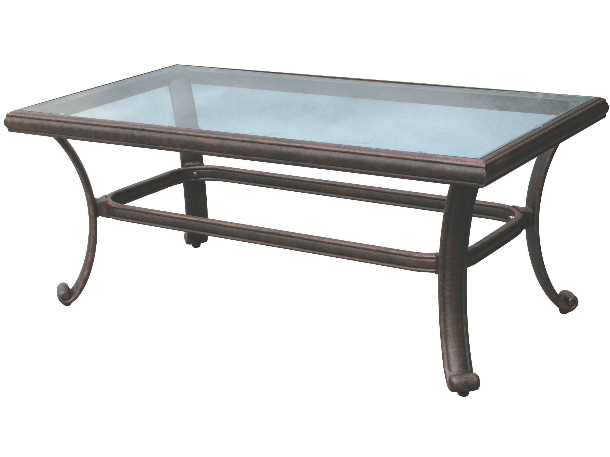 Glass Top Outdoor Table The Best Bronze Coffee Table Glass Top