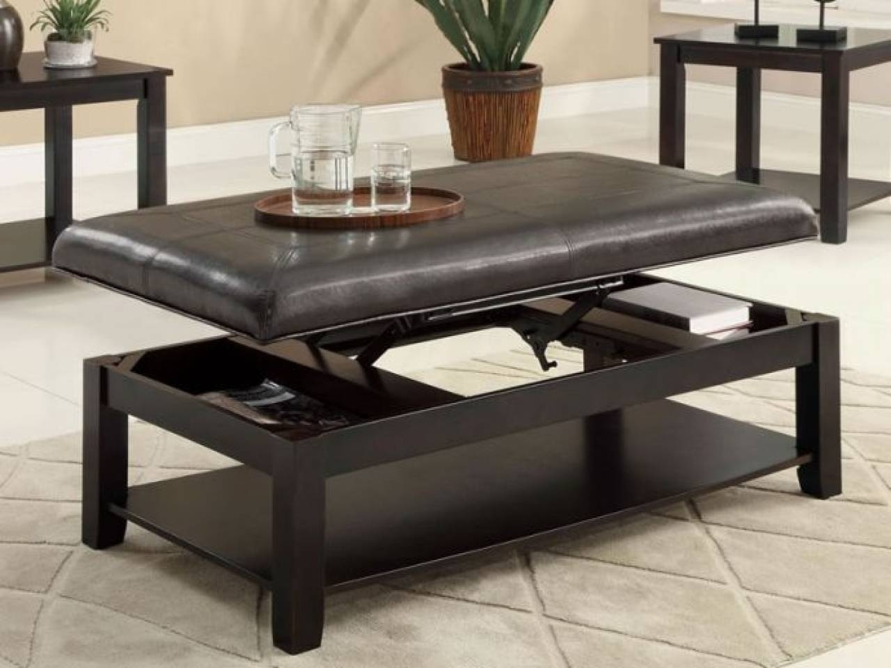 Flip Up Coffee Table The Best Flip Top Coffee Tables