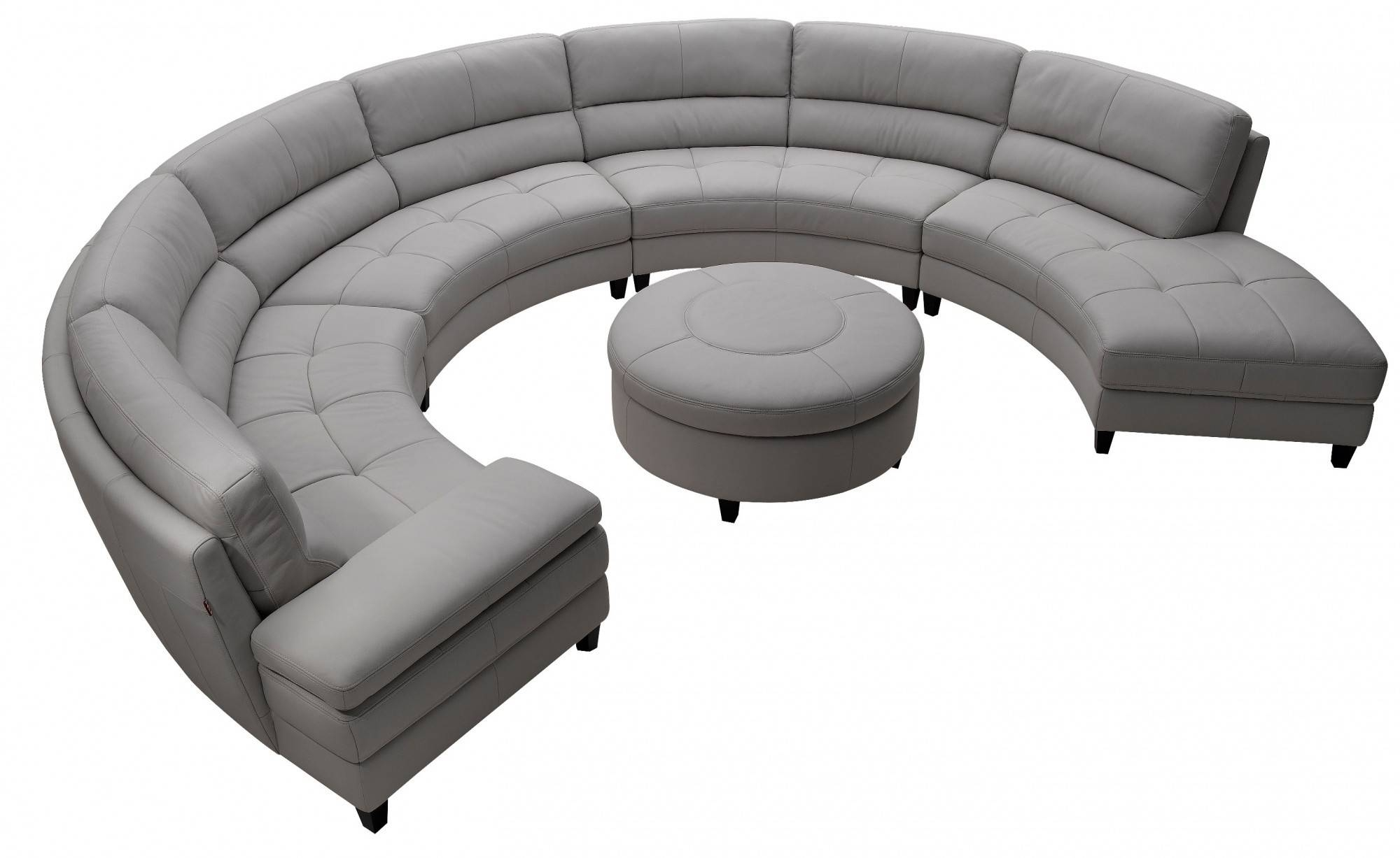 Circle Chaise The Best Round Sofas
