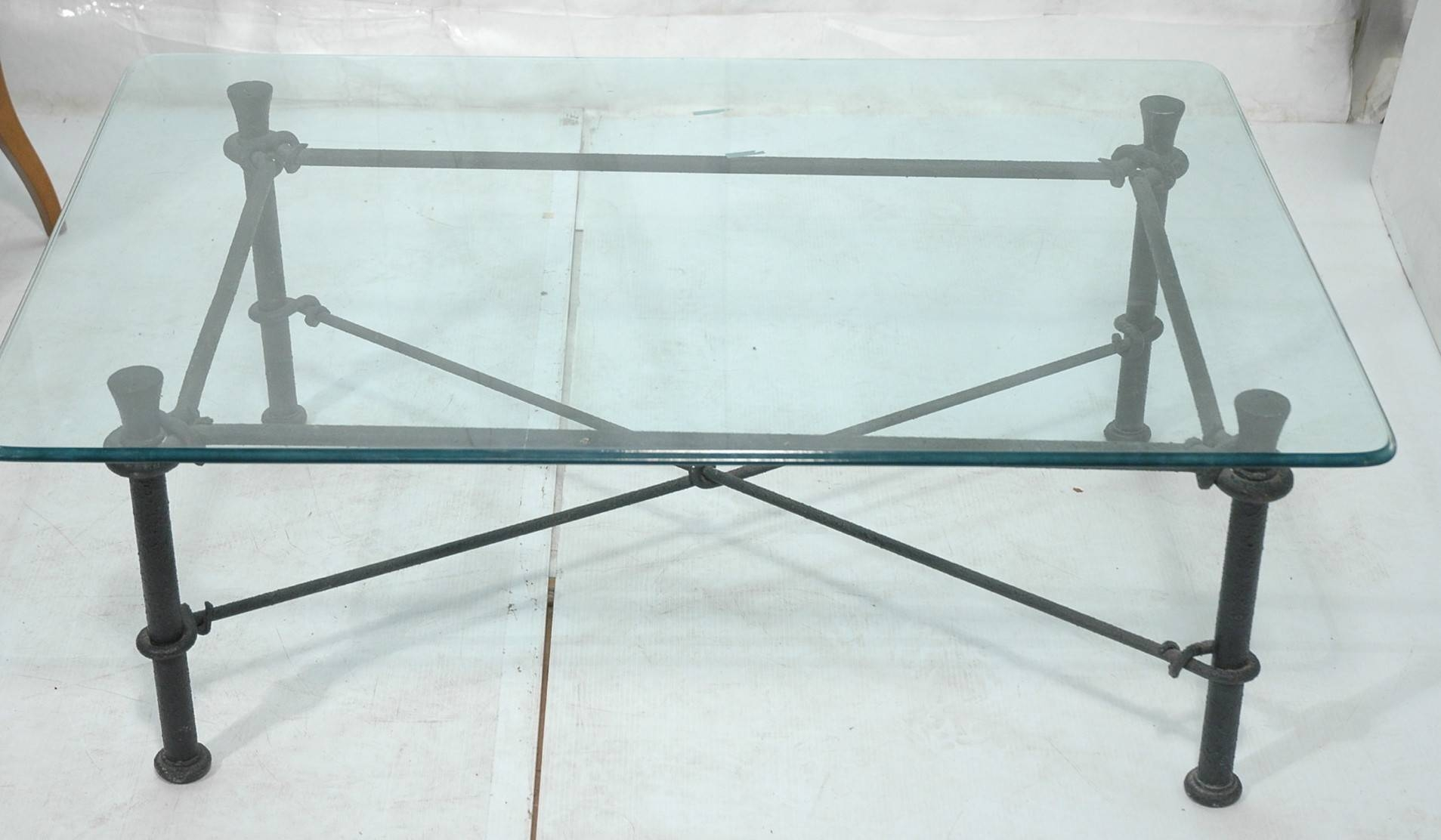 Glass And Steel Coffee Tables Best 30 43 Of Glass Metal Coffee Tables
