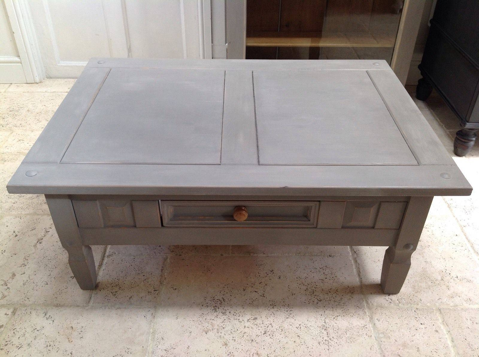 Painted Coffee Table Annie Sloan Coffee Table Designs