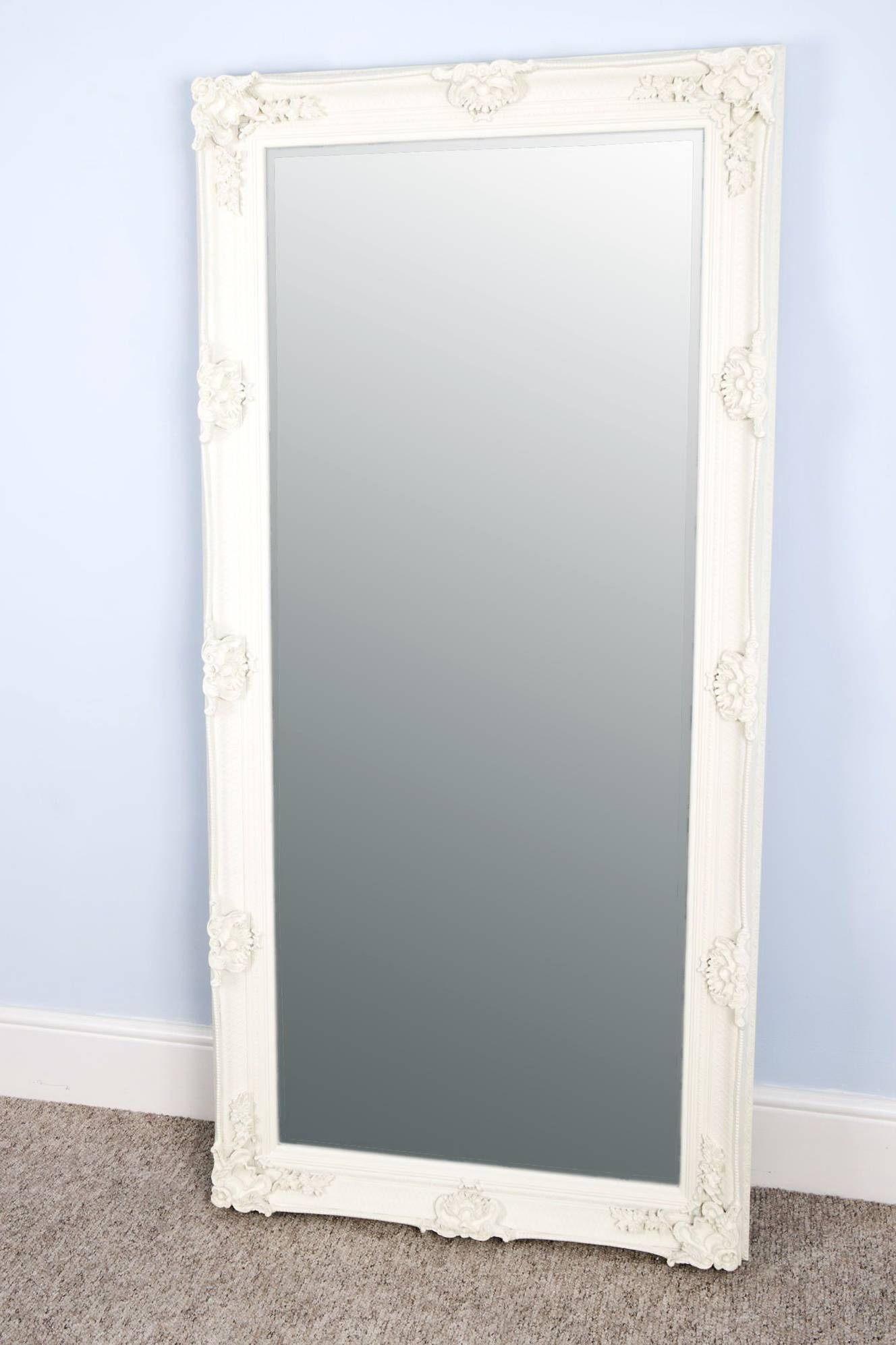 Ikea Wall Mirror Explore Gallery Of Full Length Frameless Wall Mirrors Showing 8