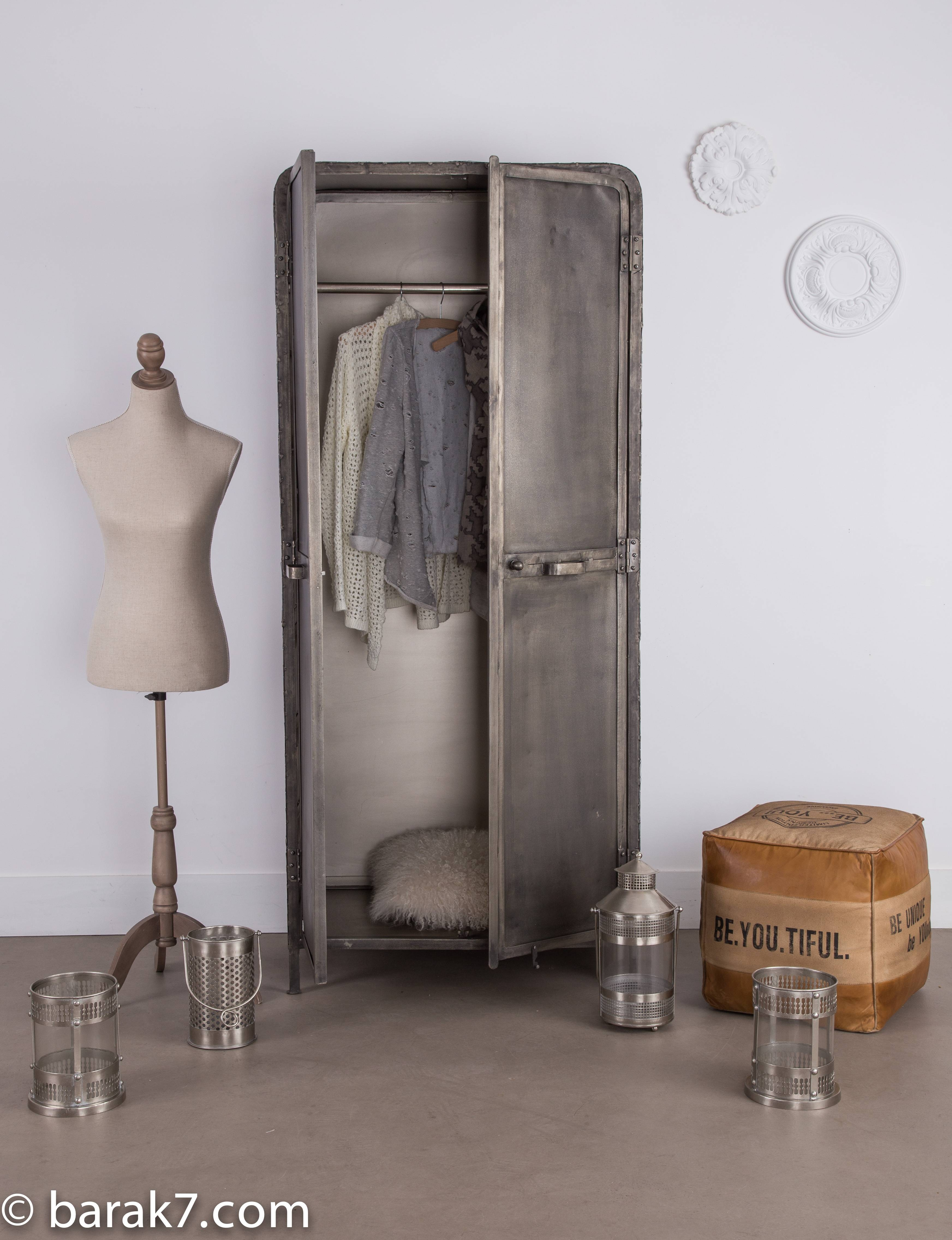 Industrial Wardrobes 15 Best Industrial Style Wardrobes