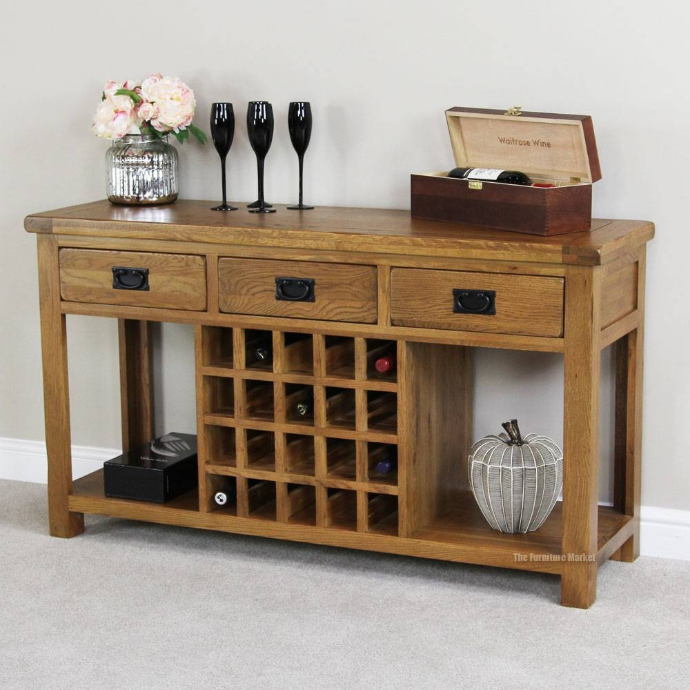 Buffet Sideboard With Wine Rack 30 The Best White Sideboards With Wine Rack
