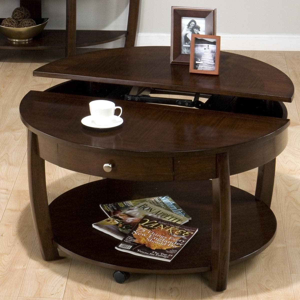 Low Coffee Table With Storage 30 Best Ideas Of Small Coffee Tables With Drawer