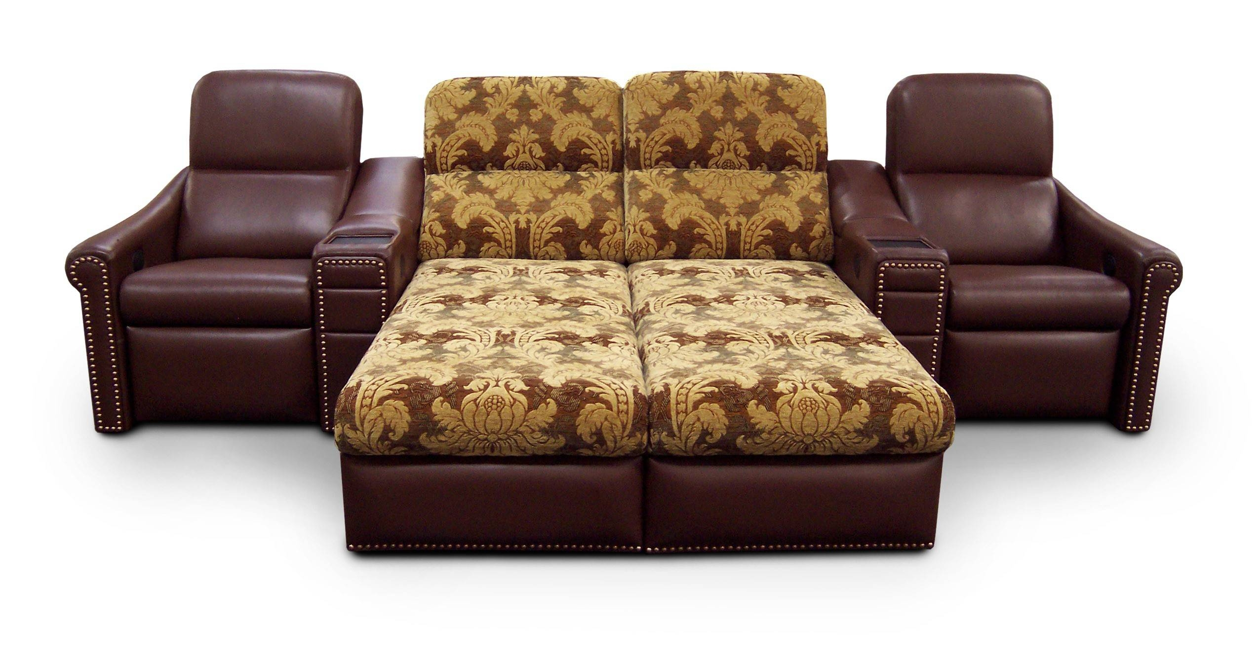 Sofa With Chaise Lounge 15 Best Ideas Of Chaise Sofa Chairs