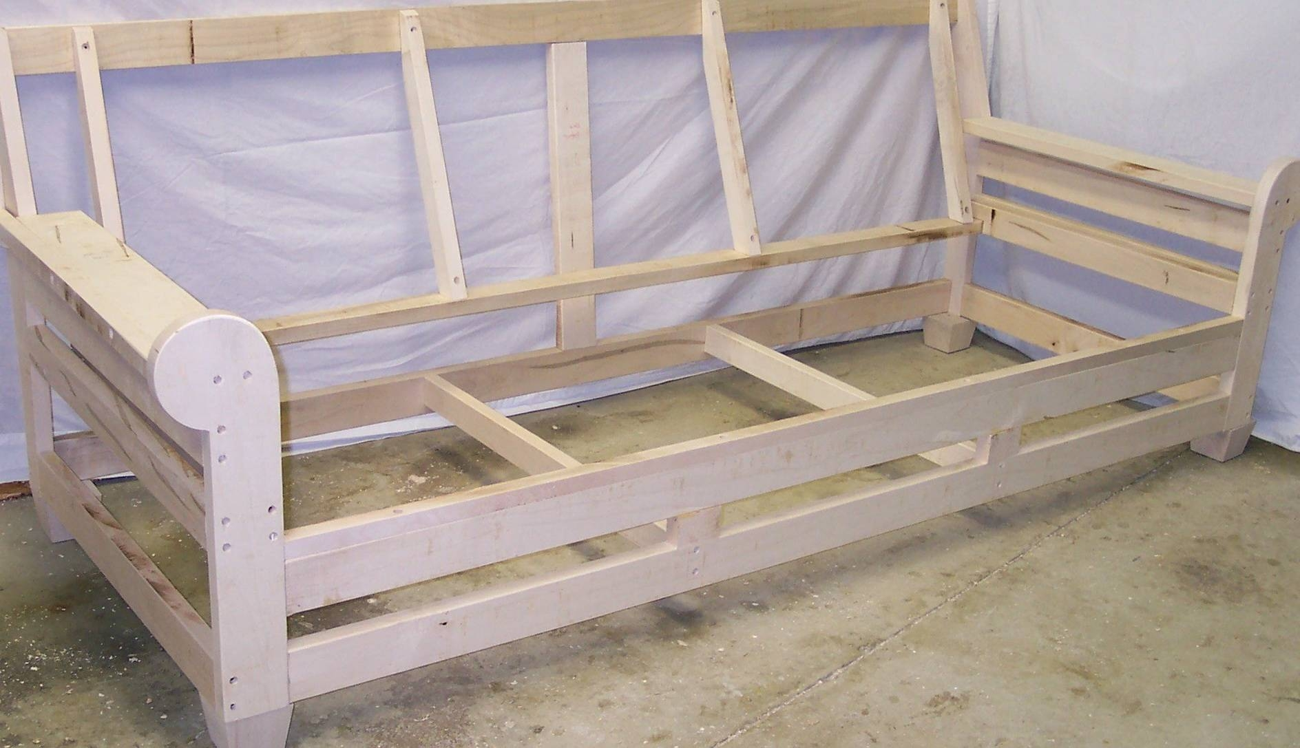 Build A Couch Frame 30 Best Collection Of Diy Sofa Frame