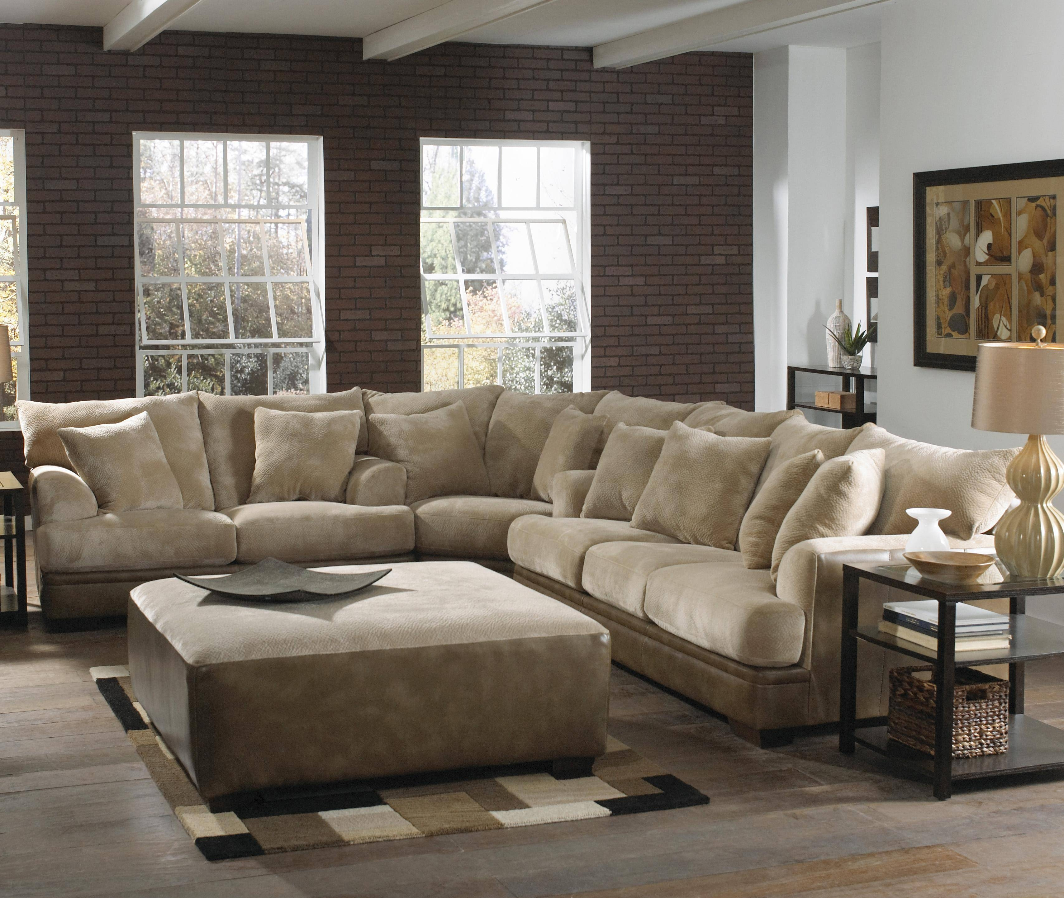 Large Sofas 30 Best Collection Of Extra Large Sectional Sofas
