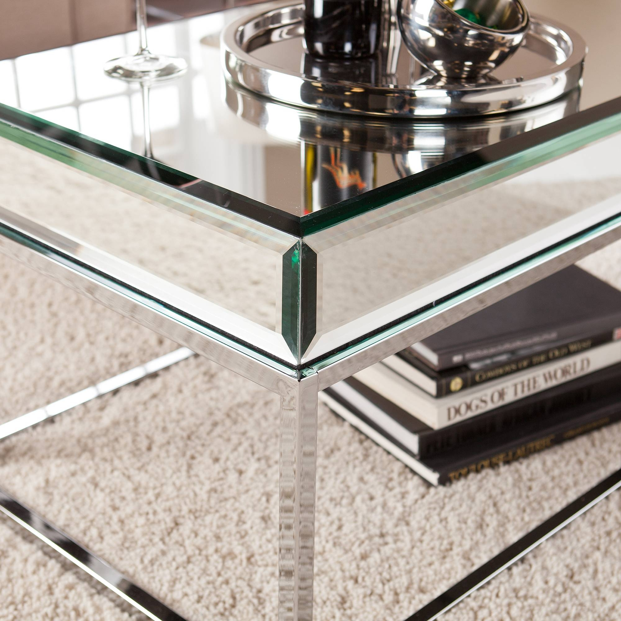 Scenic Featured Photo Mirrored Coffee Tables Mirrored Coffee Table Drawers Mirrored Coffee Table Target Mirrored Coffee Tables 2018 houzz-02 Mirrored Coffee Table