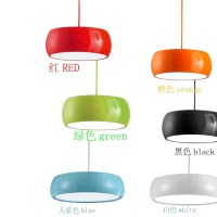 15 Ideas of Pendant Lights With Coloured Cord