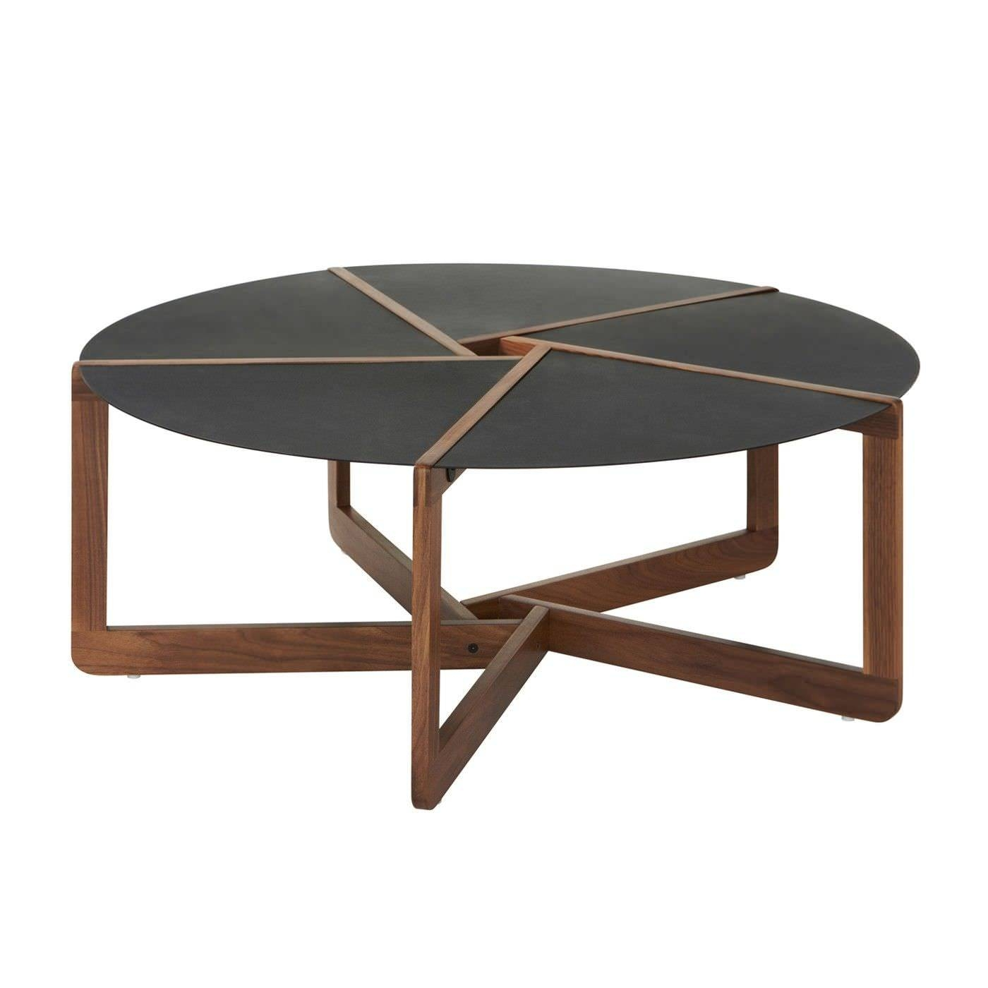 Round Contemporary Coffee Table 15 Collection Of Contemporary Round Coffee Tables