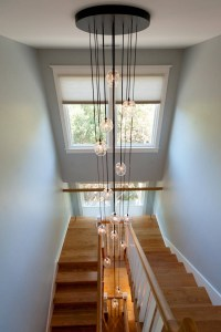 15 Ideas of Pendant Lights Stairwell