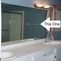 Large Bathroom Mirror Frameless - Mirror Designs