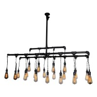 15 Best Collection of Industrial Looking Lights Fixtures