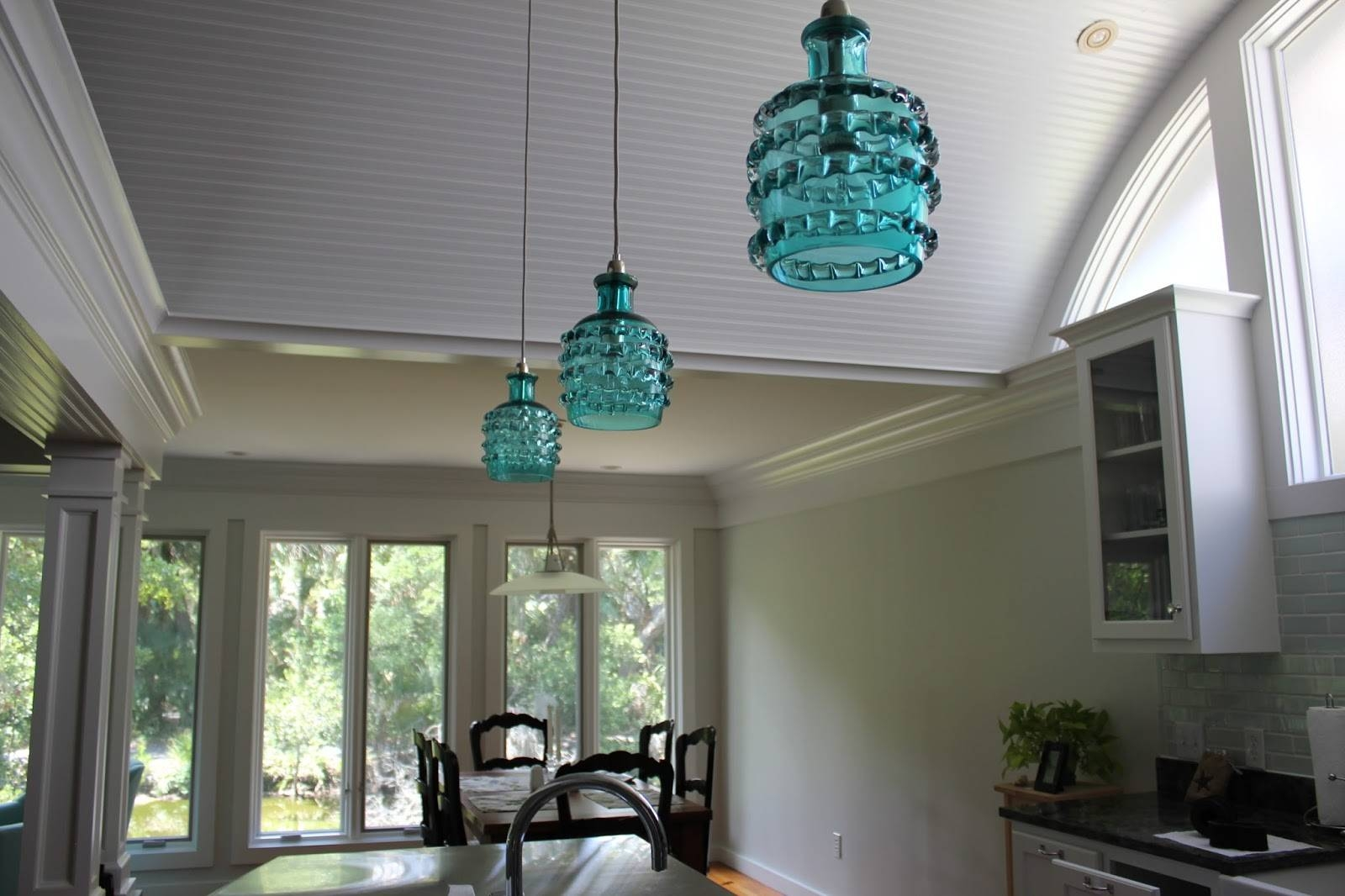 Beach Hanging Lights 15 Inspirations Of Beachy Pendant Lighting