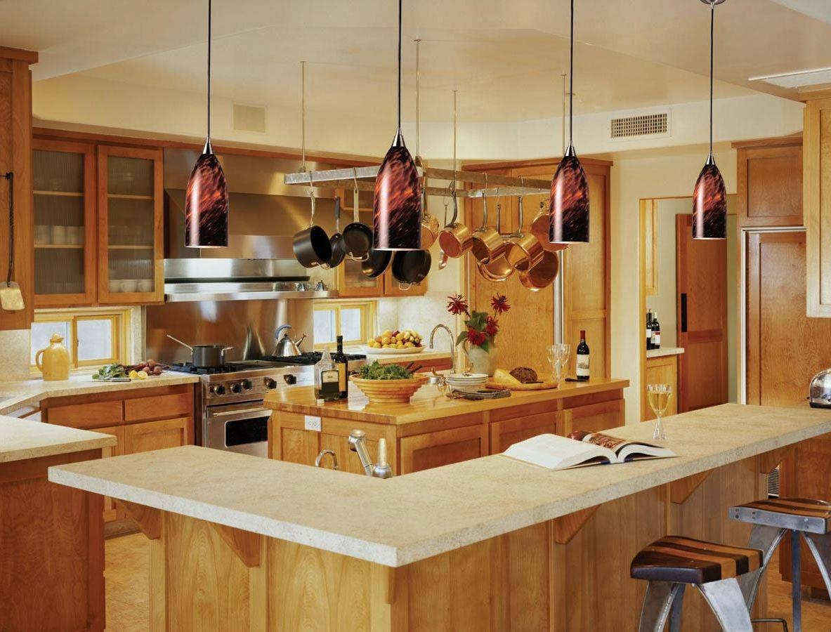 Kitchen Lights Over Island 2018 Latest Lights Over Breakfast Bar