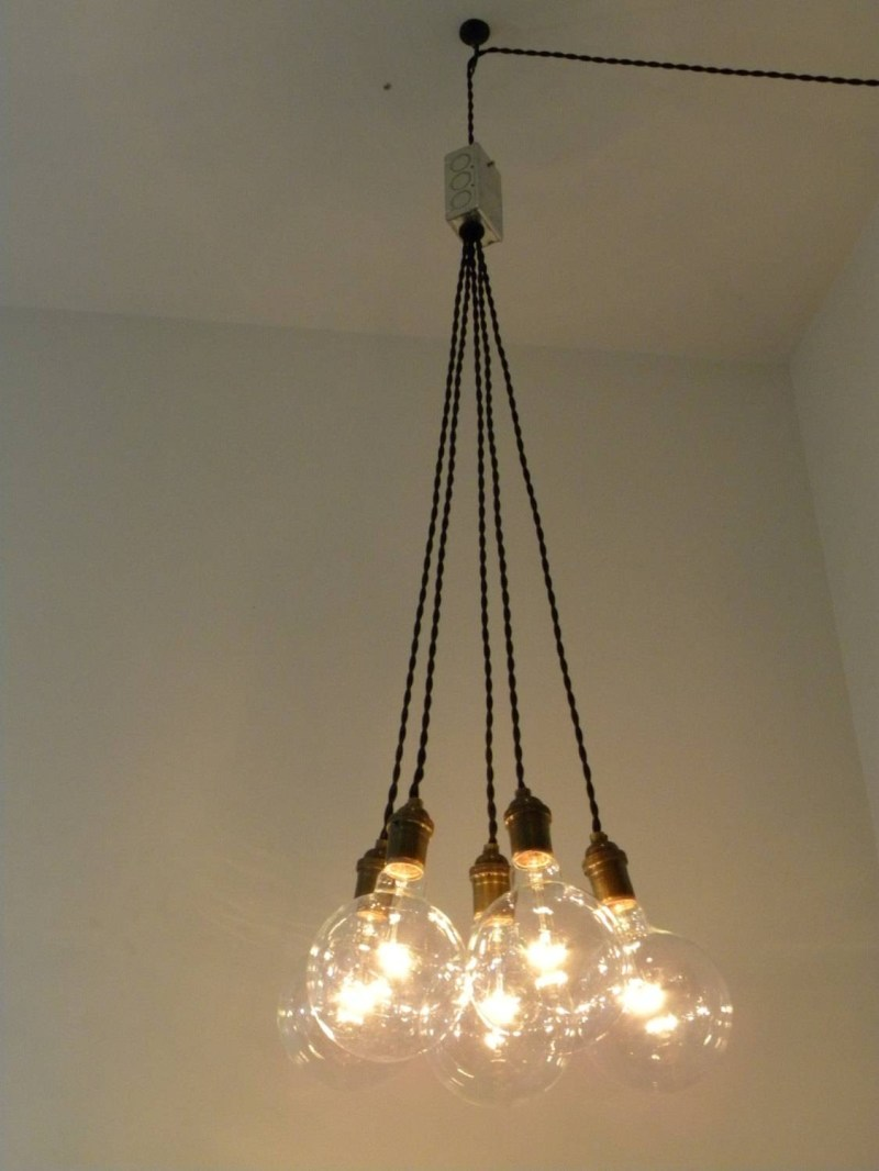 Large Of Plug In Ceiling Light