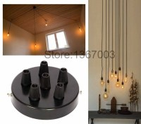 15 Best Collection of Diy Multi Pendant Lights