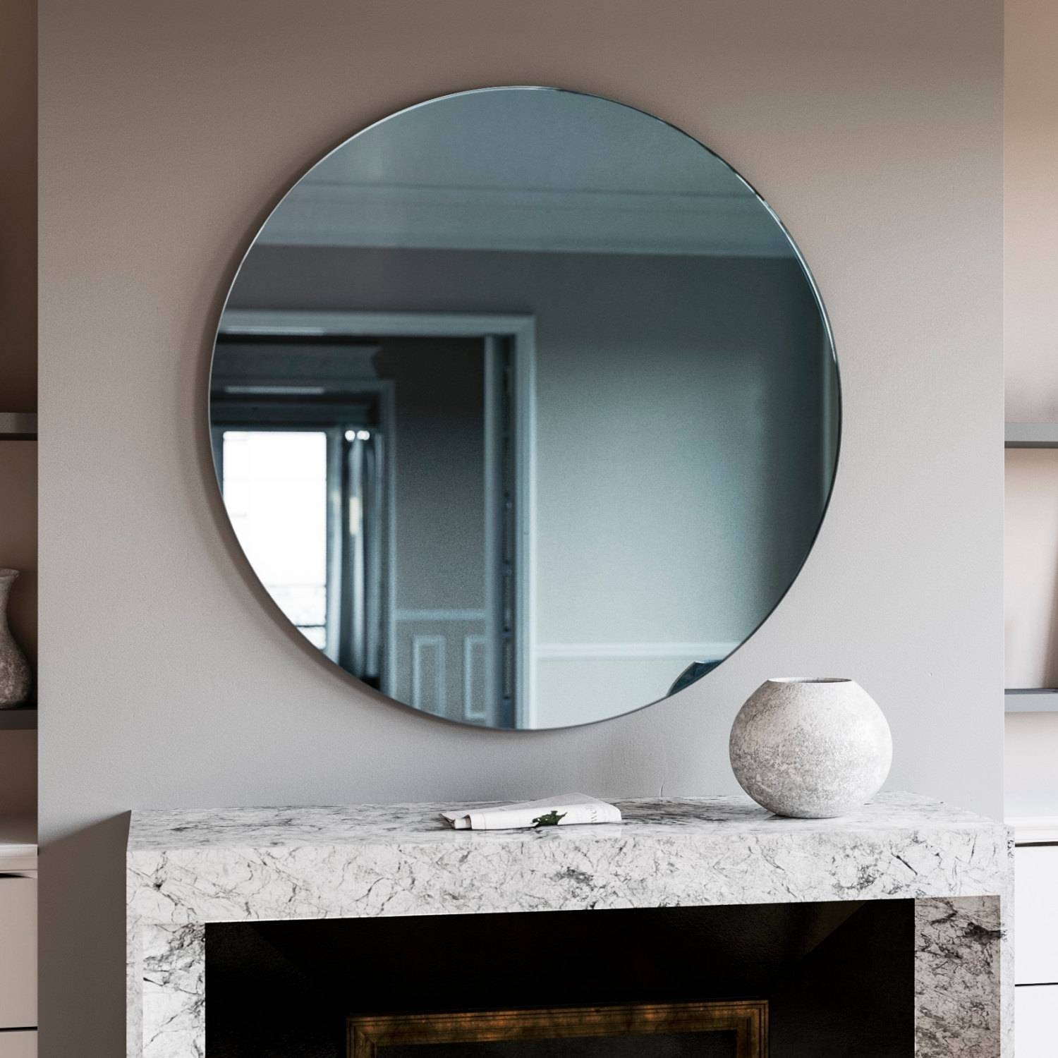 Round Mirrors For Sale The Best Round Art Deco Mirrors
