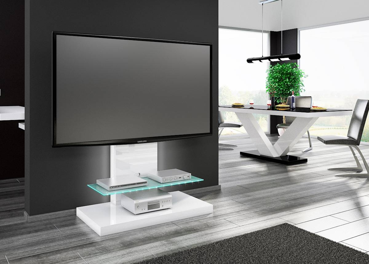White Tv Stand 15 Best High Gloss White Tv Stands