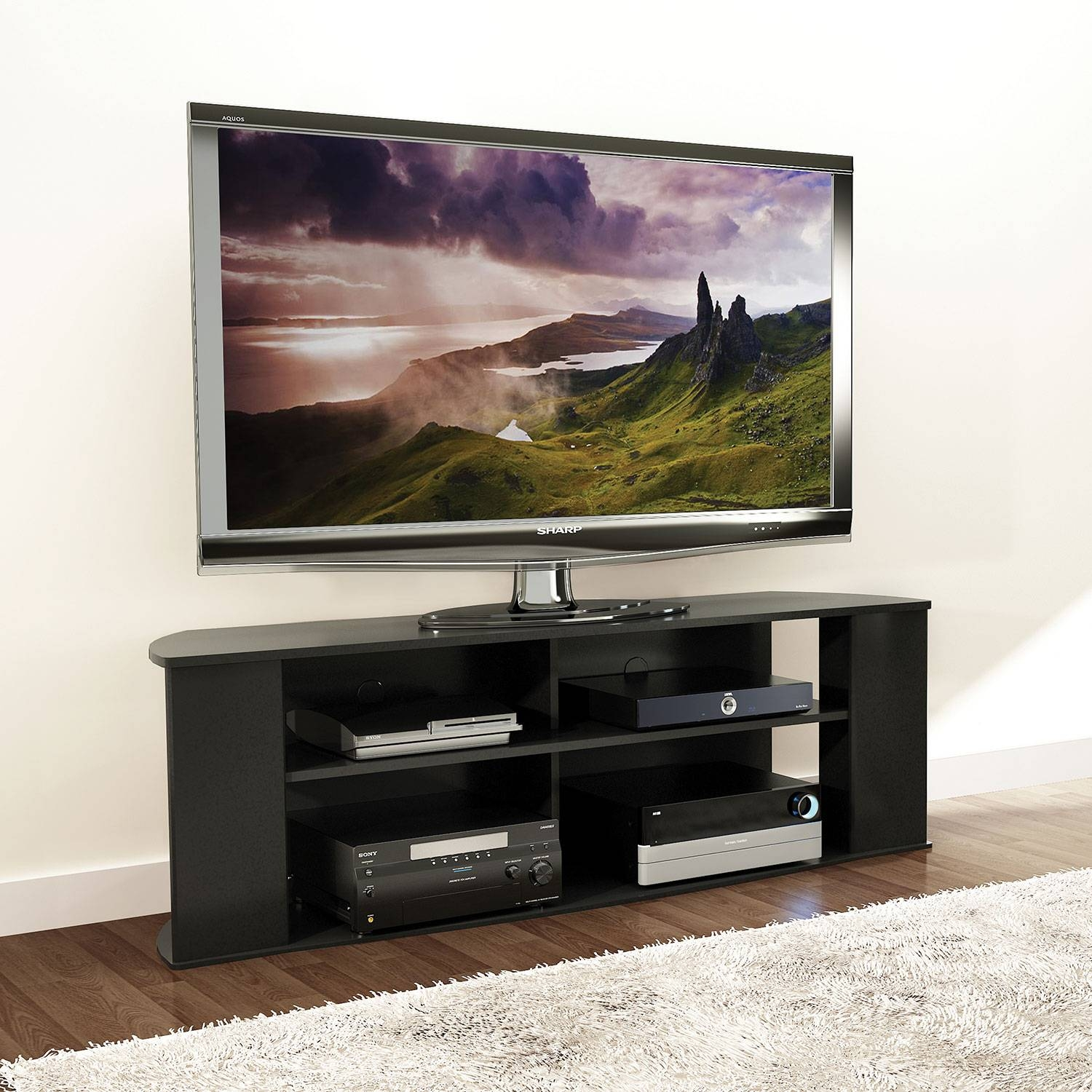 Meuble Best Buy 15 Ideas Of Modern Tv Stands For 60 Inch Tvs