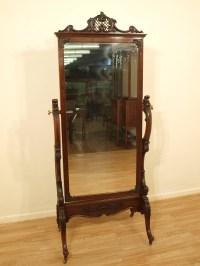 Best 15+ of Antique Floor Length Mirrors