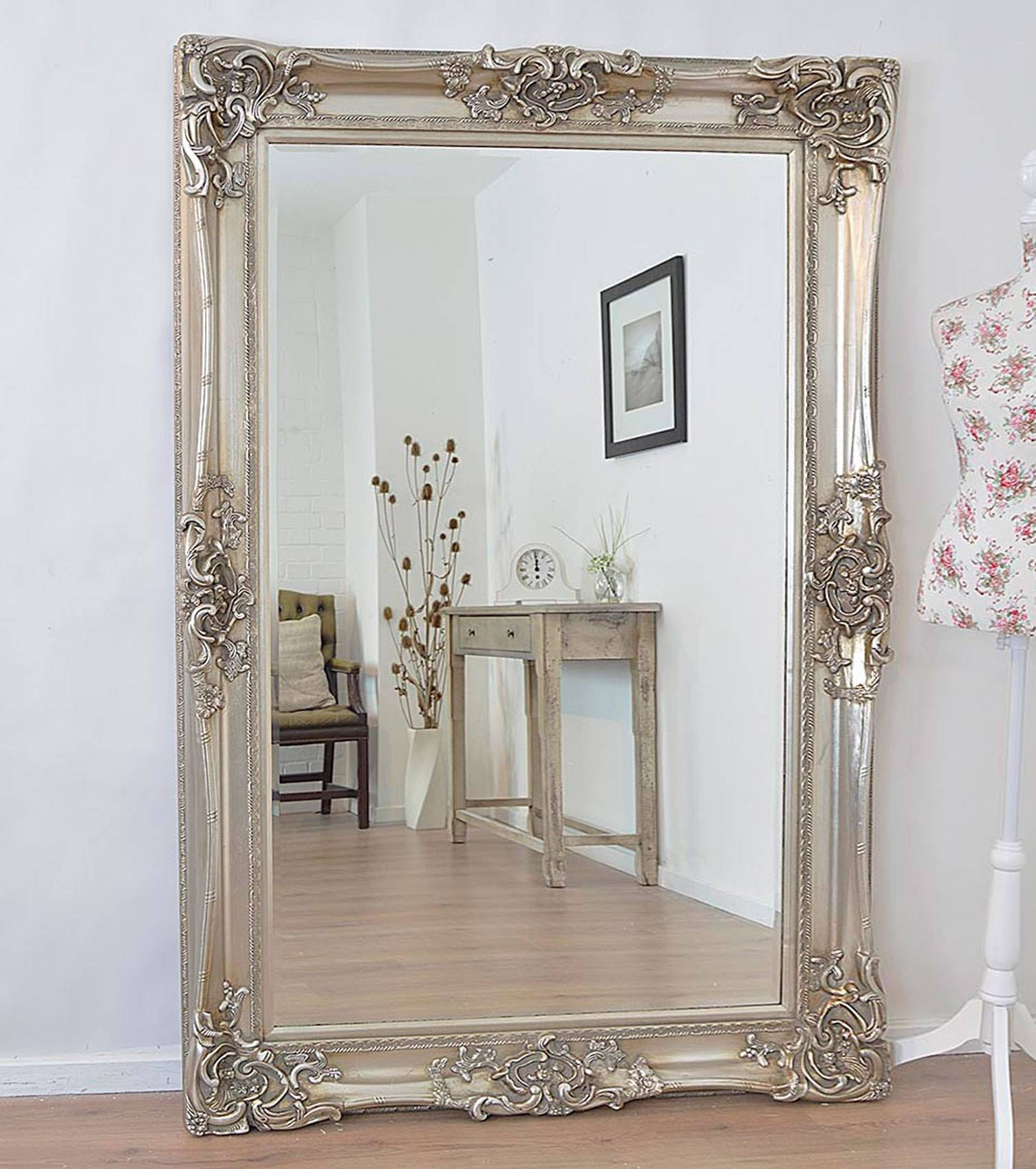 White Floor Mirror 2019 Best Of Large White Floor Mirrors
