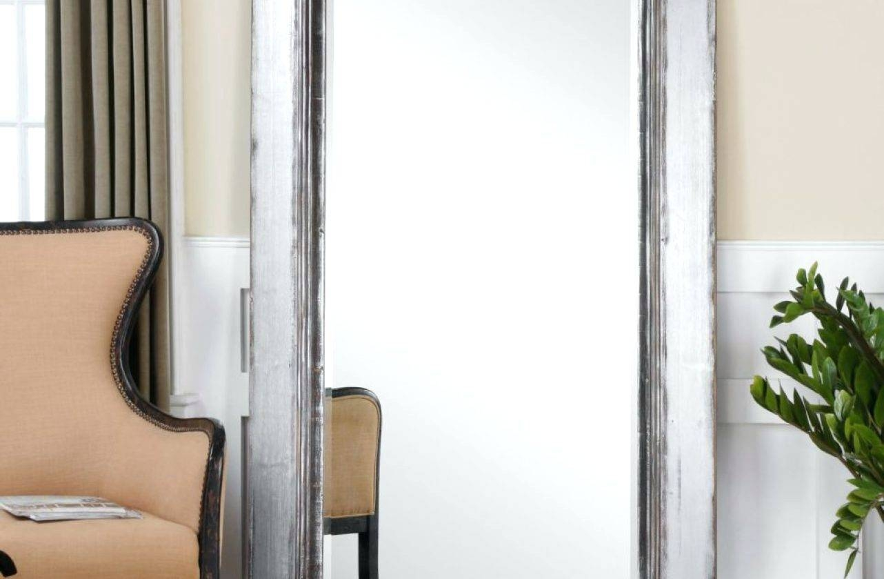 Tall Bathroom Mirrors Best 15 43 Of Antique Floor Length Mirrors