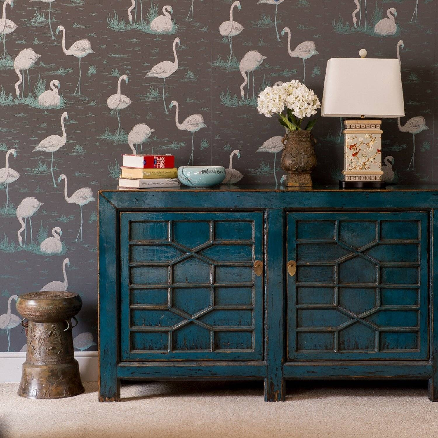 Buffet Sideboard Blue 2019 Latest Blue Buffet Sideboards