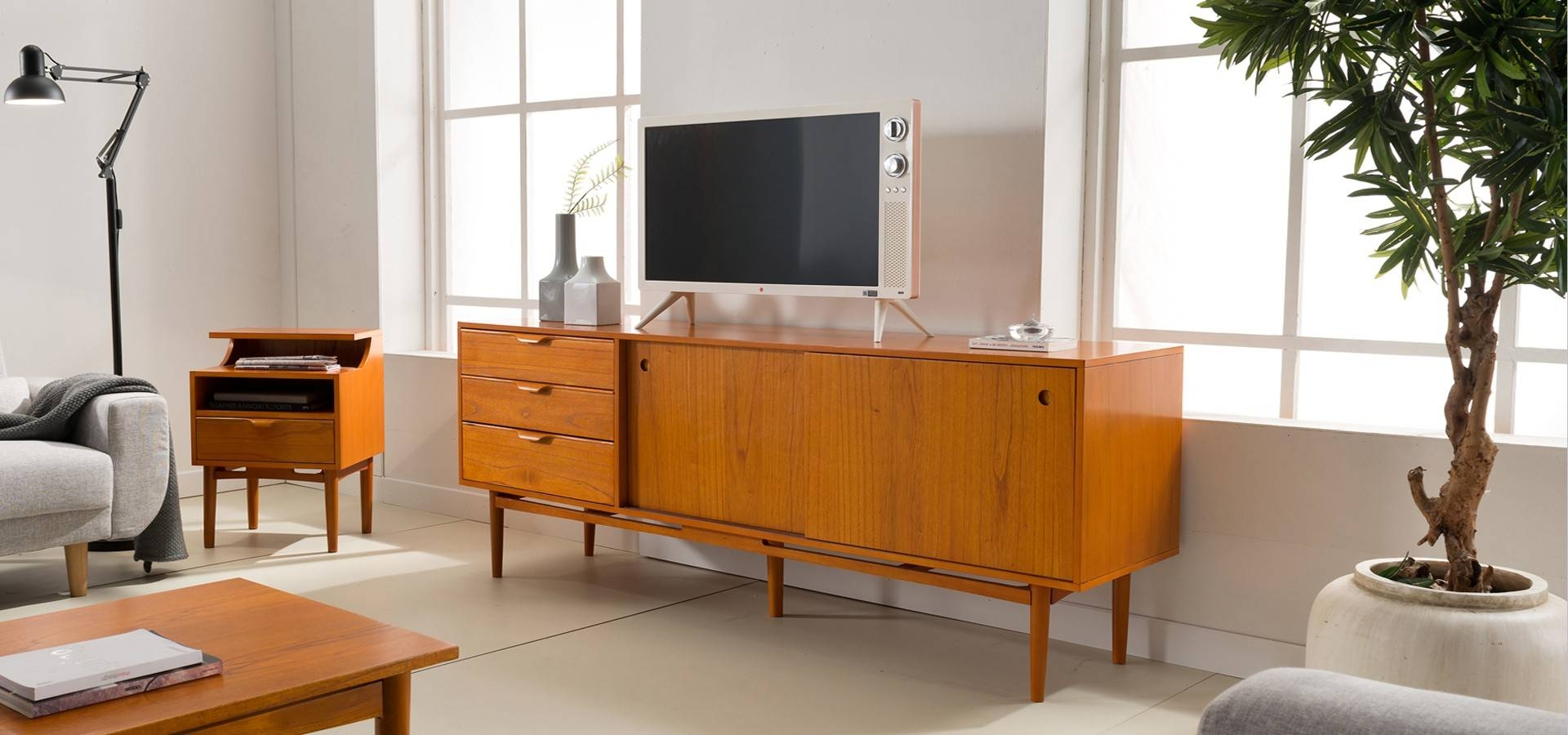 Sideboard Weiß Retro 15 Best Collection Of Danish Retro Sideboards