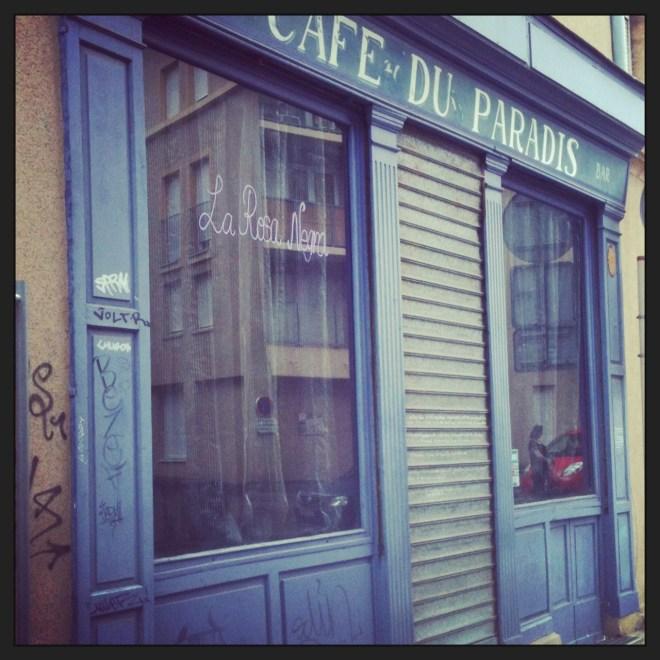 café paradis