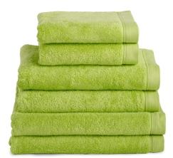 serviette-de-bain-Vert