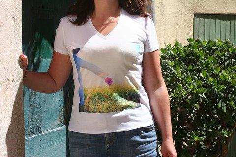 T-shirt personnalisé Tunetoo