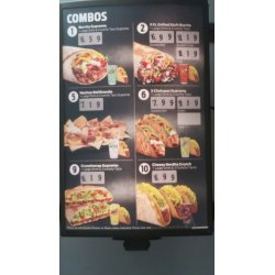 Small Crop Of Taco Bell Meal Deals