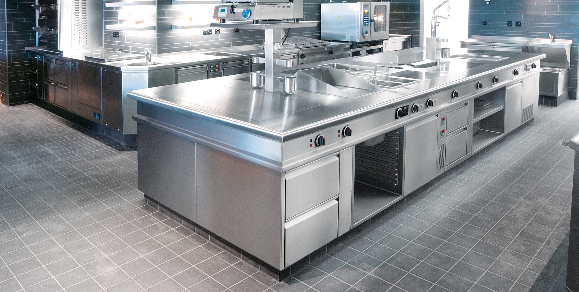 Küche Gebraucht Kaufen Gießen Professional Induction Cooking Suites For Restaurants And
