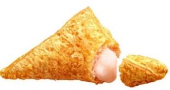 マクドナルド、三角ももクリームパイ