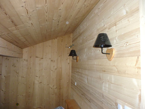 Isolation Exterieur Avantage Lambris Decoratif Plafond Mur Lambris Bois Pvc