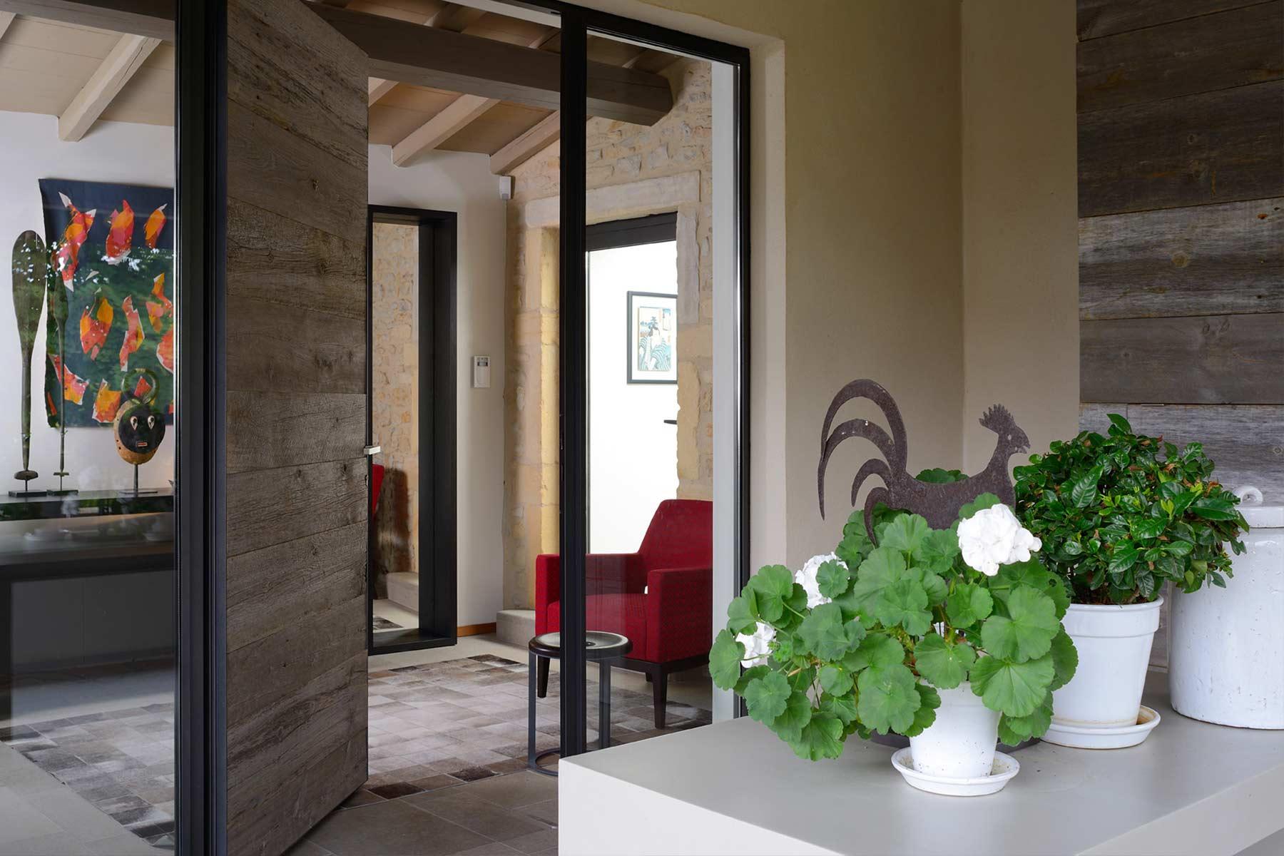 Déco Entrée Maison Moderne | Deco Hall D Entree Maison Mambobc