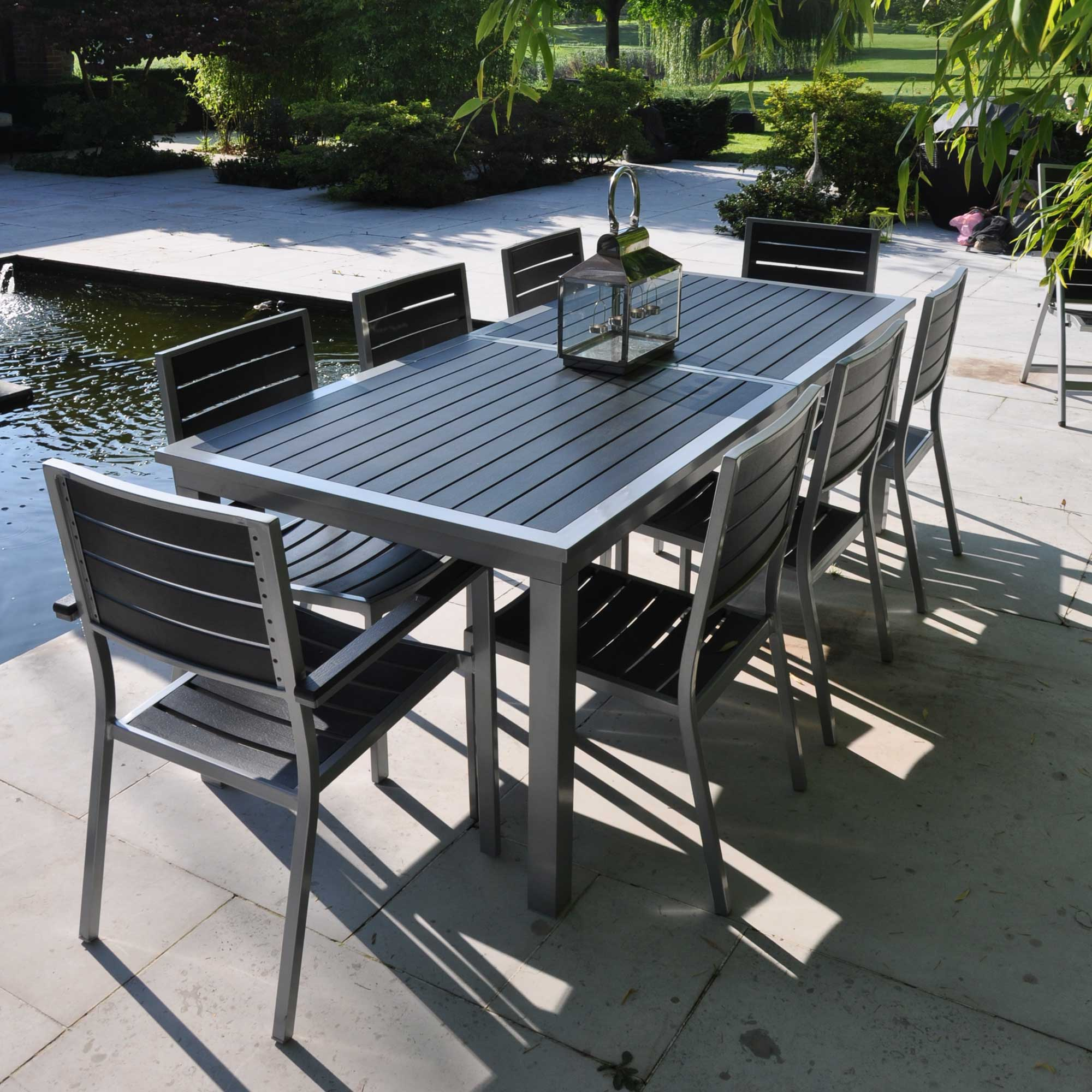Ensemble Table Et Chaise De Jardin Ensemble Table Et Chaise De Jardin Aluminium Menuiserie