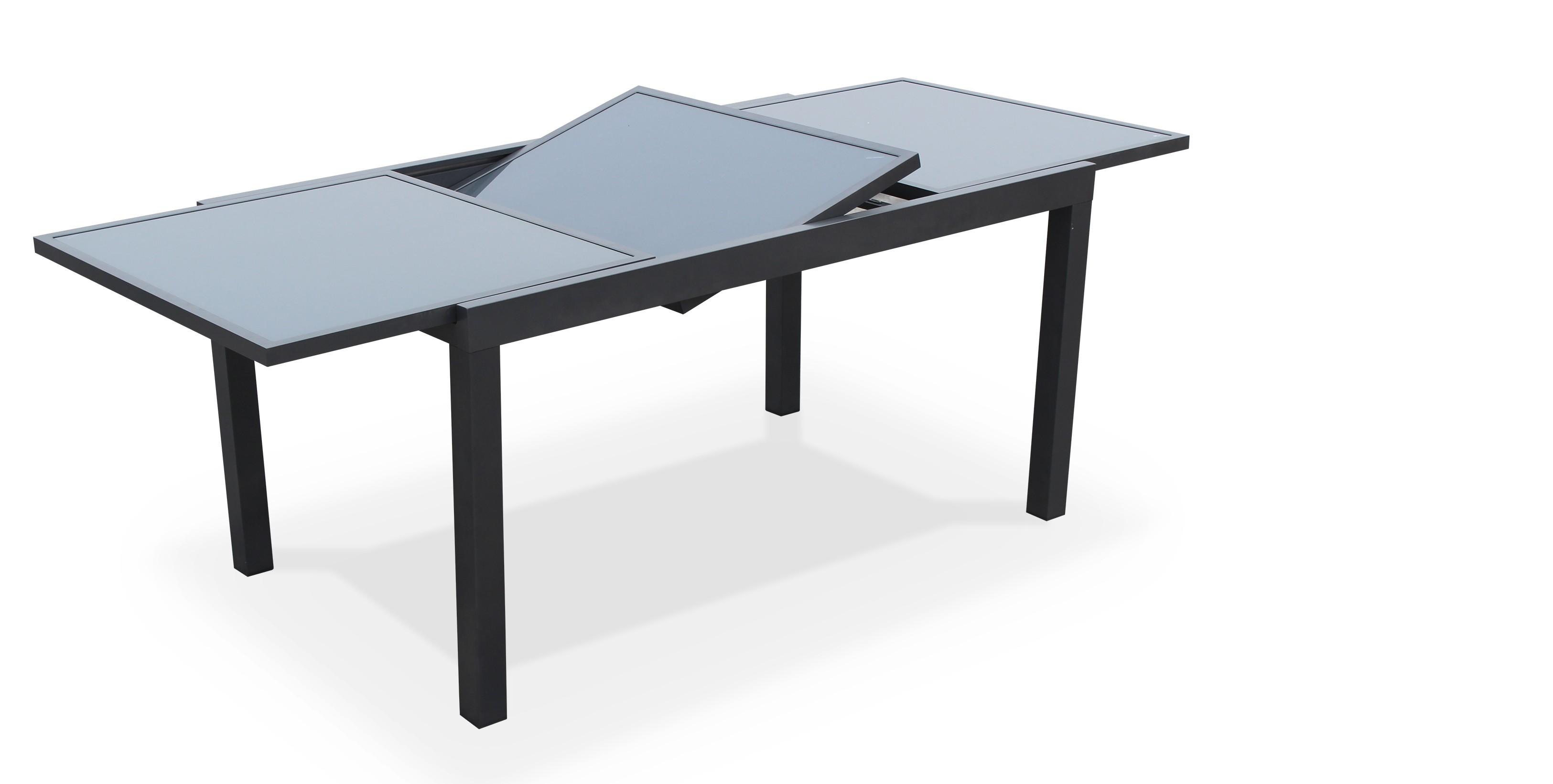 Table De Jardin Plastique Avec Rallonge | Chaise Jardin Couleur ...