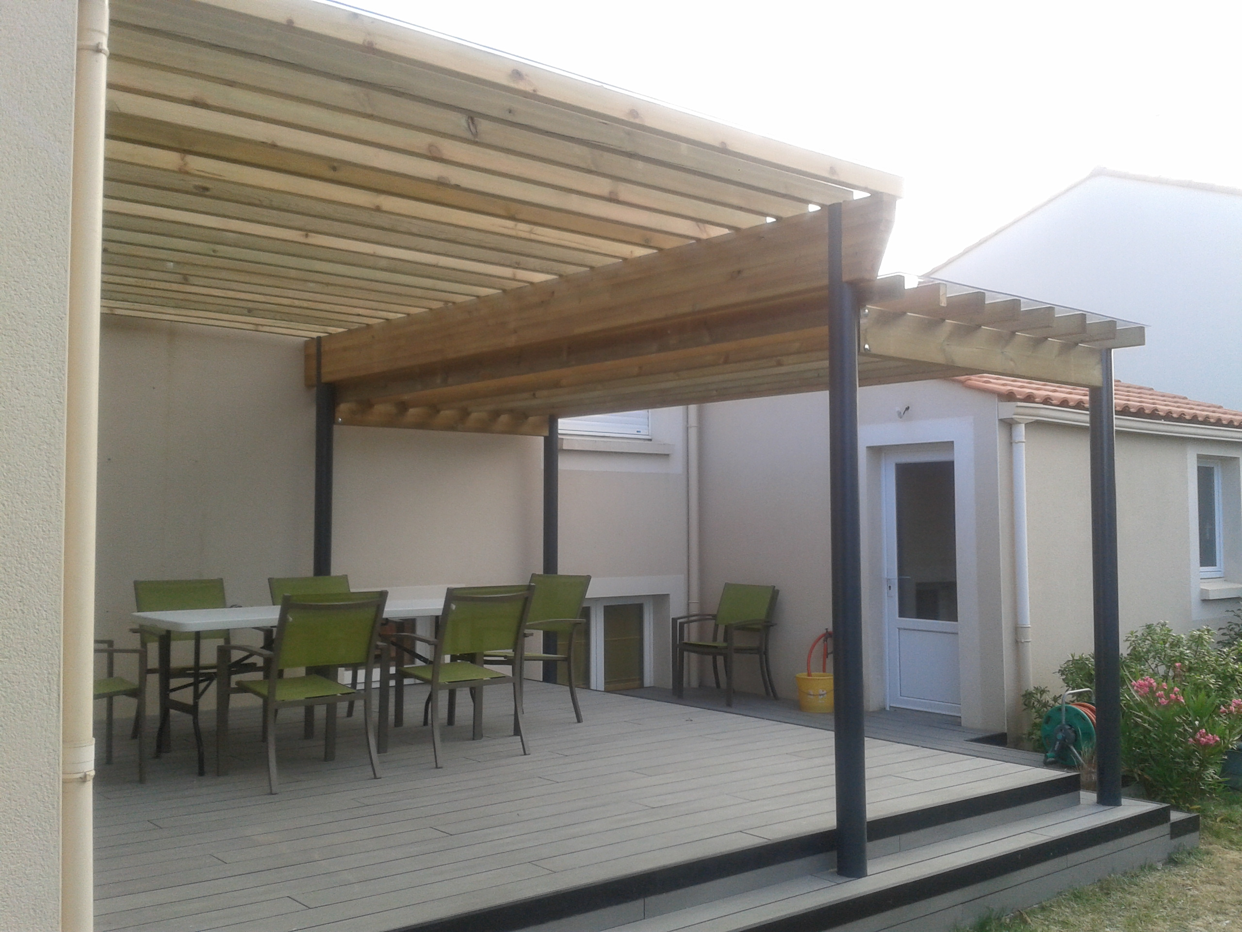 Amenagement Pergola Exterieur Amenagement Pergola Exterieur Ke99 Jornalagora