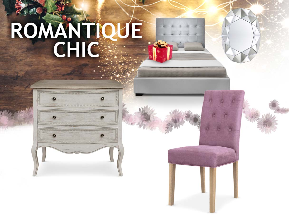 Meuble Romantique Chic Menzzo Table And Chaise Design Meubles Mobilier