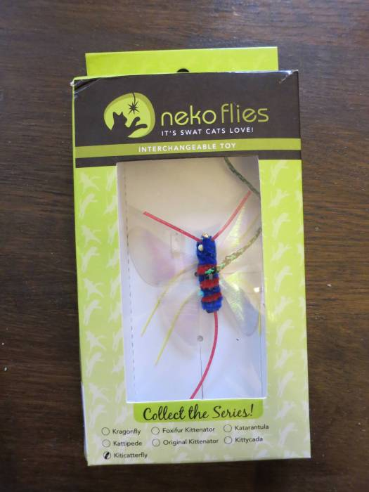Neko Flies cat toy