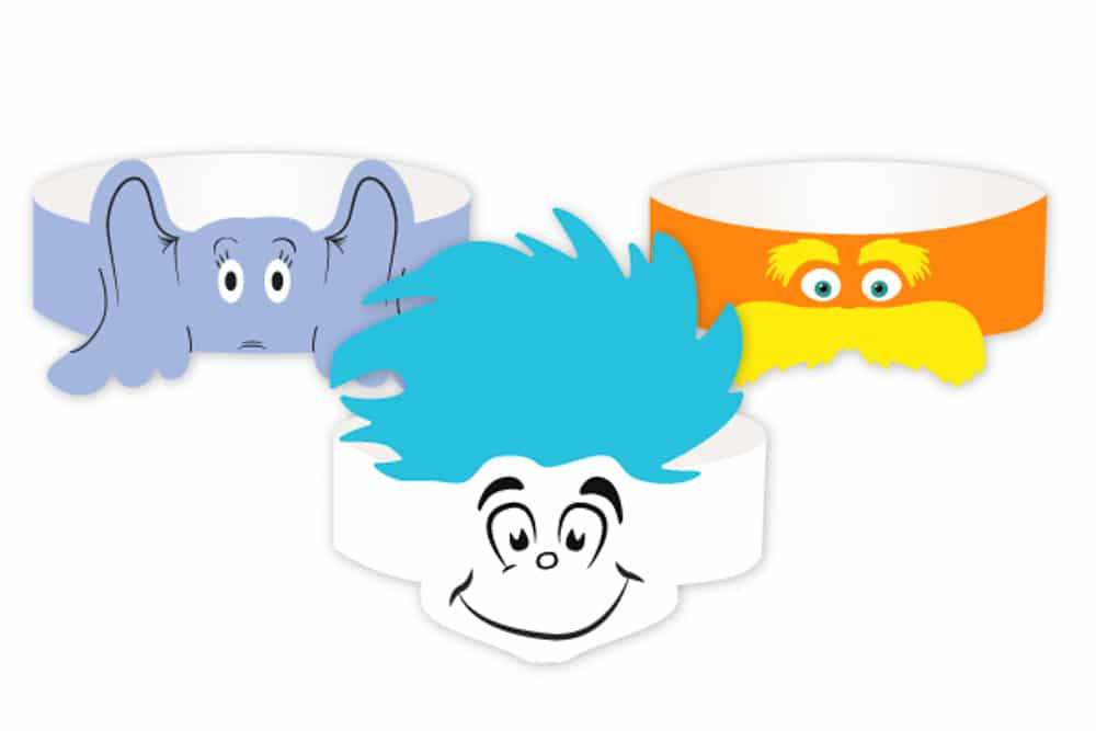 Fun and Easy Dr Seuss Crafts for Kids - Meraki Mother