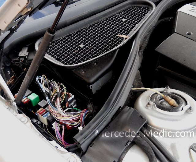 S550 2007 Fuse Box Location Wiring Diagram