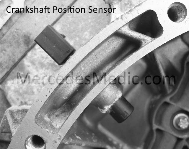 DIY Crankshaft Position Sensor - Benz Cranks No Start