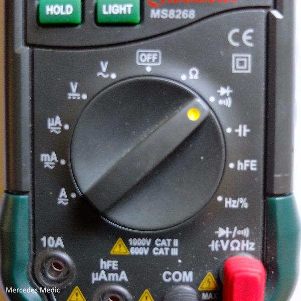 Test Car Fuse Box Multimeter - Wwwcaseistore \u2022