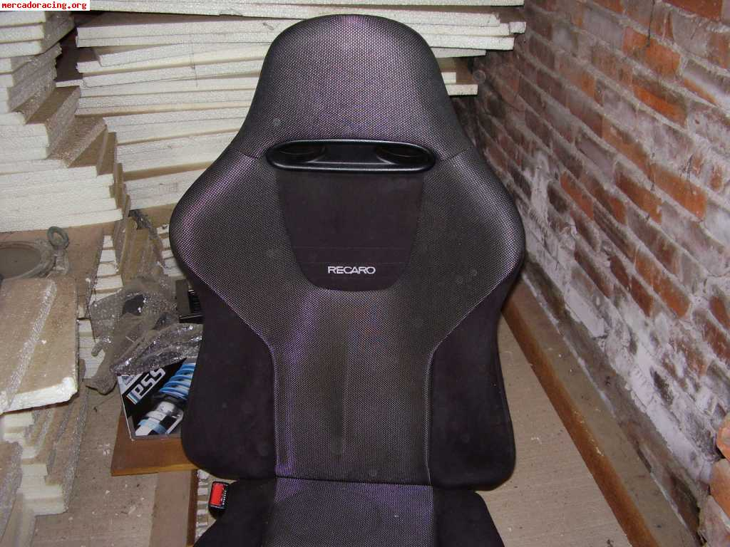Asientos Type R Recaro Honda Accord Type R