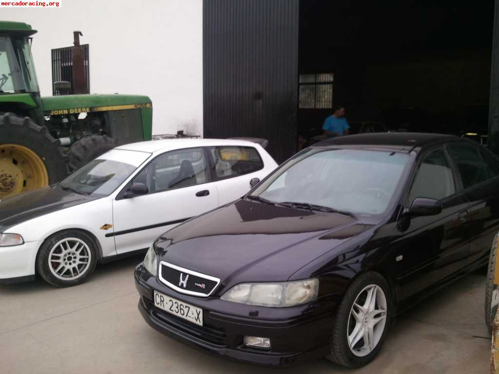 Asientos Type R Ocasion Honda Accord Type R