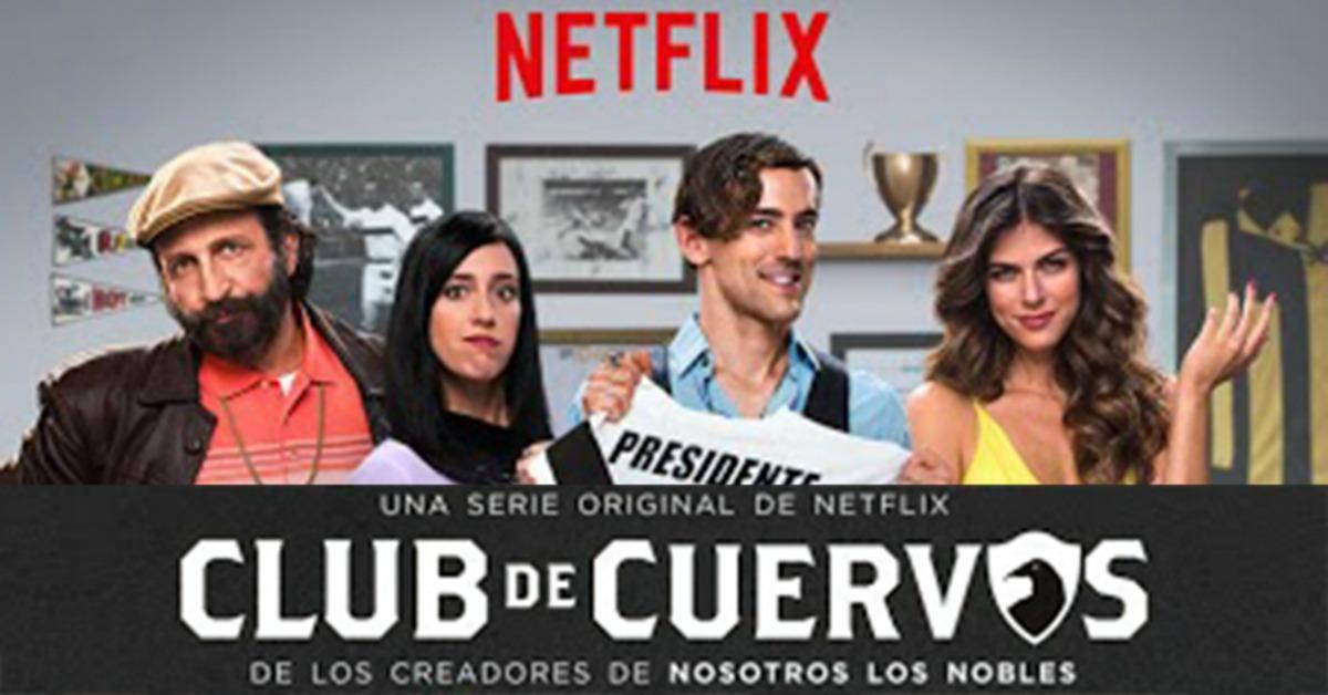 Netflix anuncia su primera producción argentina